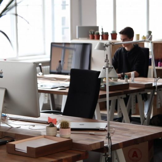 Report: Open-plan offices