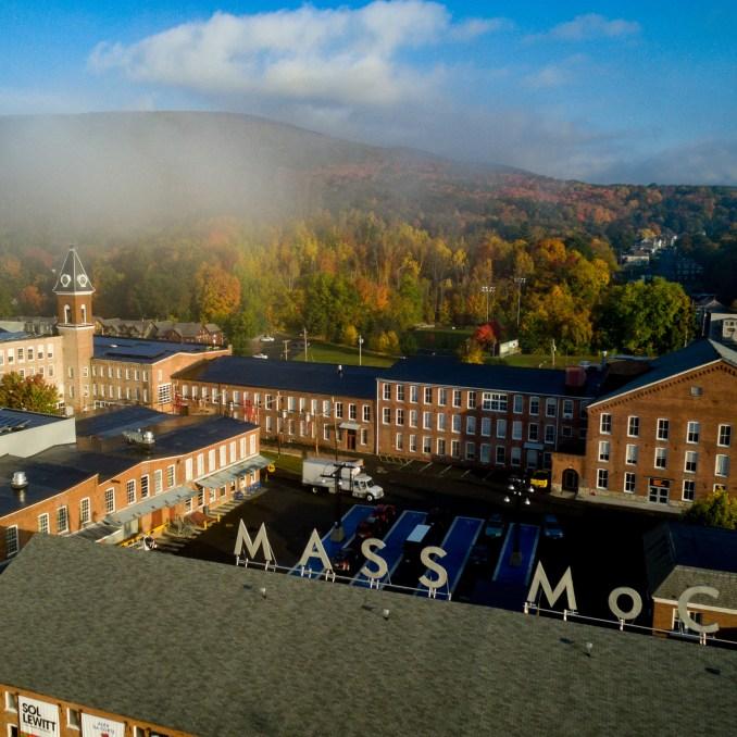 MASS MoCA expansion by Bruner/Cott, North Adams, Massachusetts