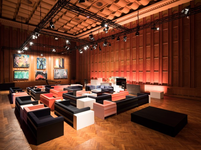 New Tendency overhauls East German radio centre to create Red Bull music studios