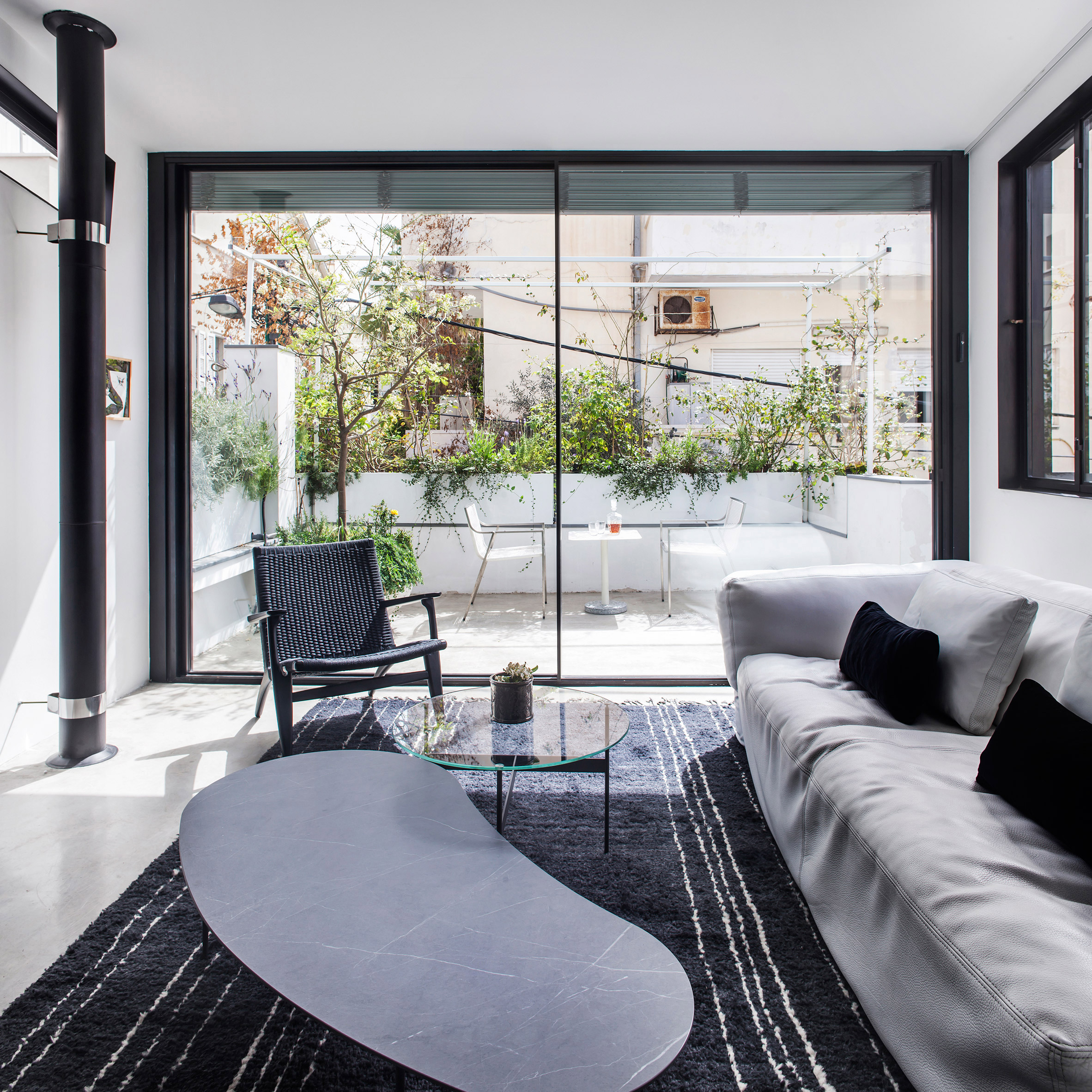 Spiral Suite House by Anat Gay Architects