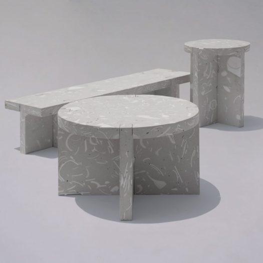 Wreck furniture by Bentu design