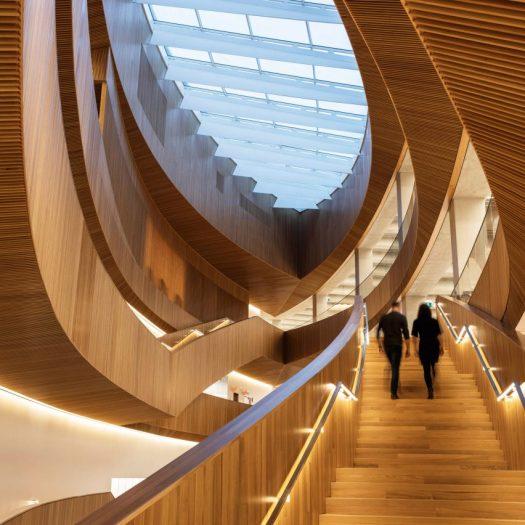 Calgary Public Library by Snohetta