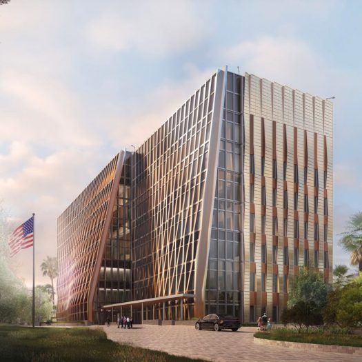 Honduras US Embassy by SHoP Architects