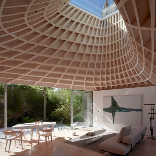 House in a Garden by Gianni Botsford