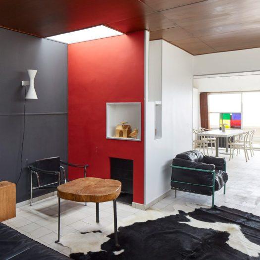 Le Corbusier's Paris home