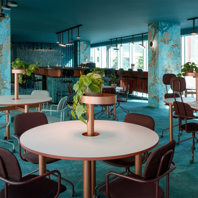 Top 10 office interiors: Nest, Poland, by Beza Projekt