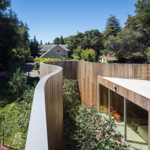 Roofless House by Craig Steely