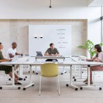 Actiu Launches Super Stackable Office Chair By Item