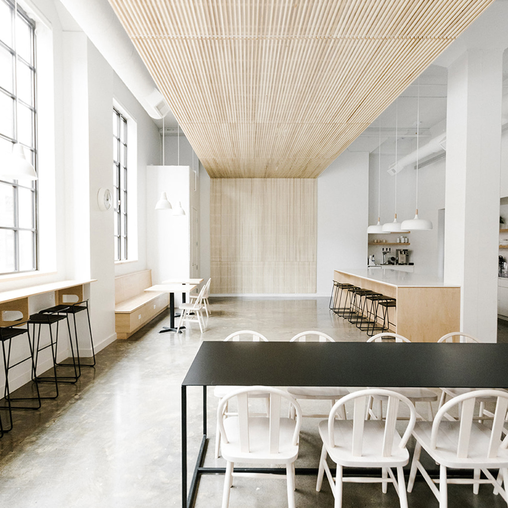 Top 10 office interiors: Work & Co Portland, USA, by Casework