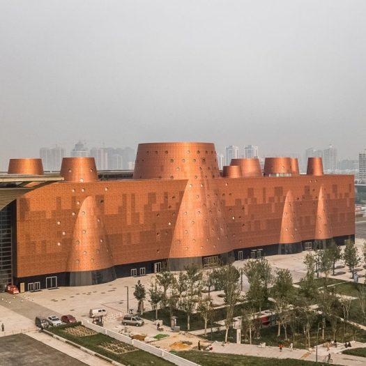 The Exploratorium by Bernard Tschumi Architects