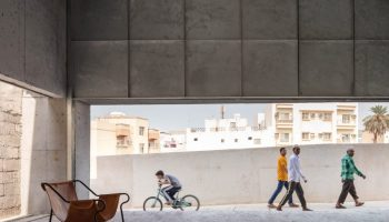 bahrain 'house of architectural heritage' exhibits neighboring