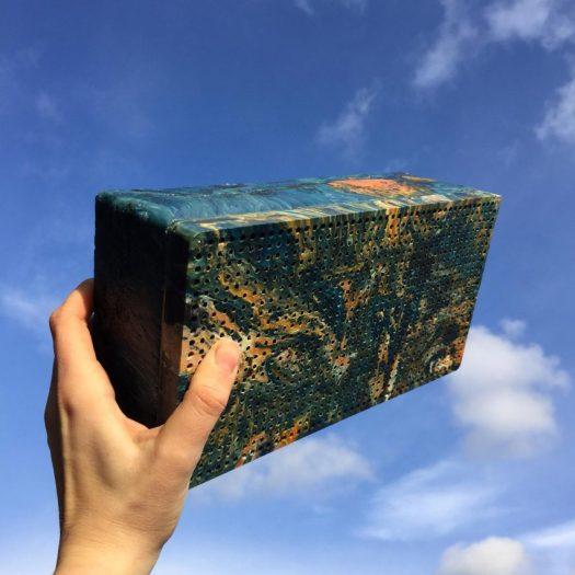 Gomi recycled plastic speaker