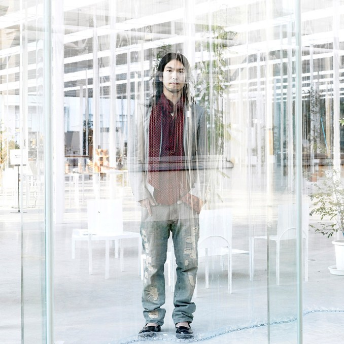 Junya Ishigami at his KAIT Workshop