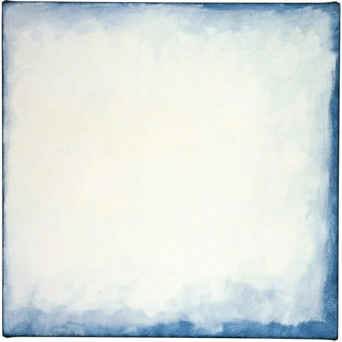 Series #27 (White), 2003 by Robert Ryman