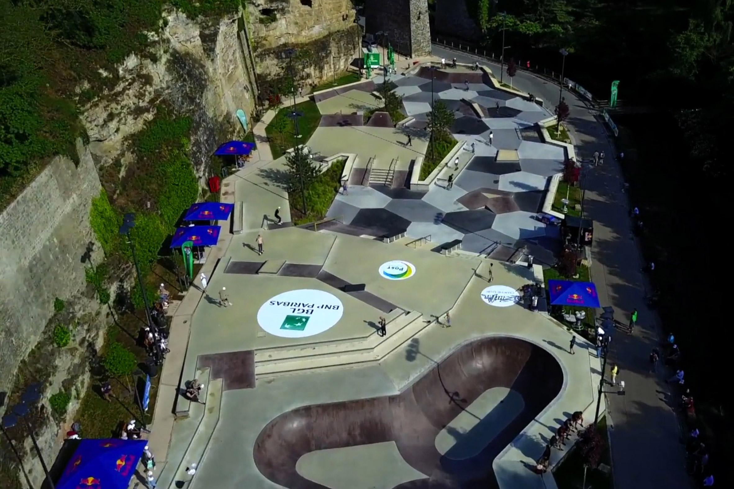 Skatepark architecture: 11 skateparks that tell the story of skateboarding culture