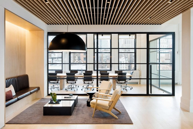 31 West 27th Street Office by Fogarty Finger Architecture