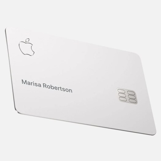 Apple credit card Goldman Sachs numberless credit card