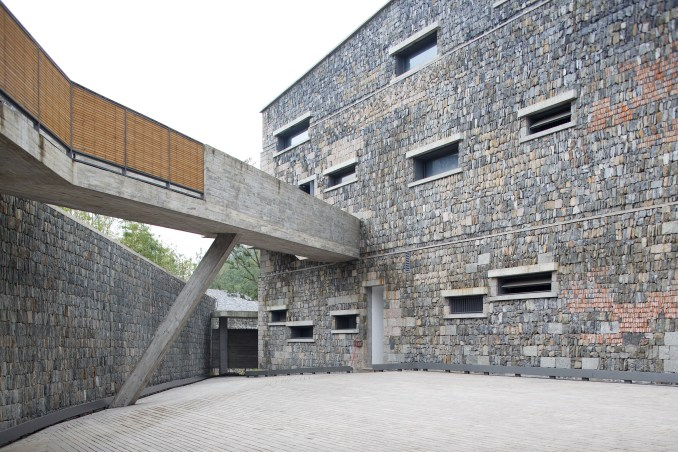 Lin'an History Museum by Amateur Architecture Studio