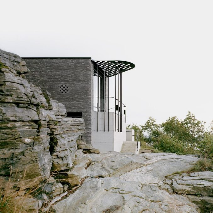 Vacation House by Espen Surnevik