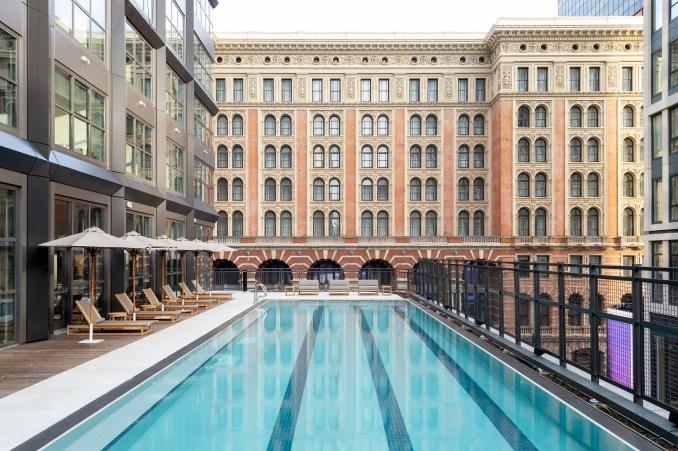 Roost East Market Hotel in Philadelphia by Morris Adjmi Architects
