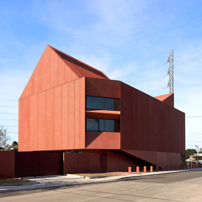 Top 10 US architecture projects of 2019: Ruby City by David Adjaye