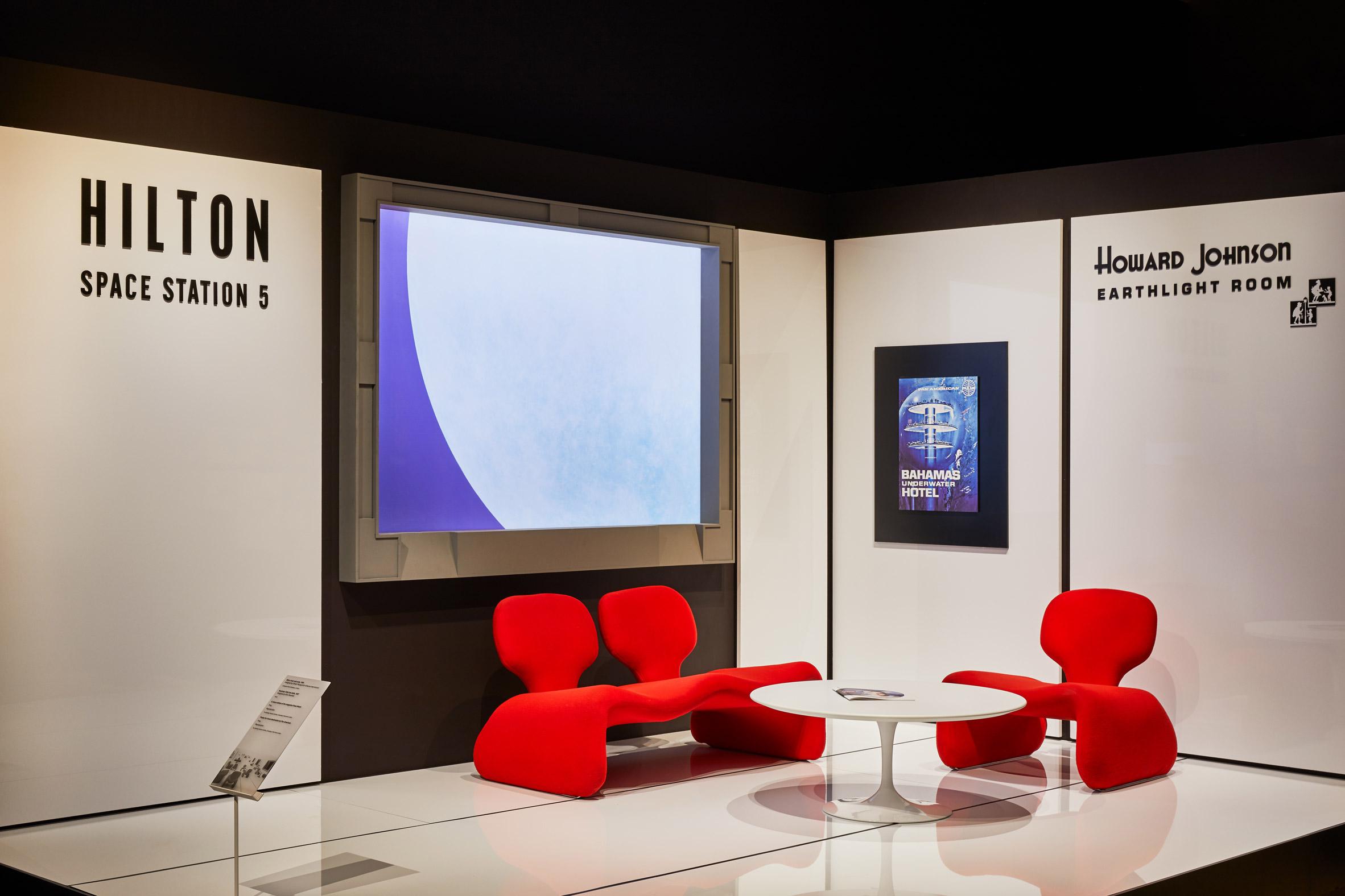 Stanley Kubrick exhibition at Design Museum
