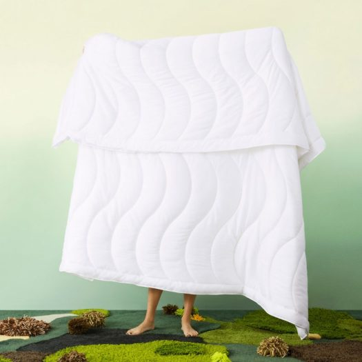 Breeze plant based comforter by Buffy