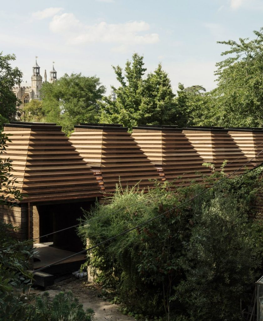 Stirling Prize 2019 shortlist: Cork House by Matthew Barnett Howland, Dido Milne and Oliver Wilton