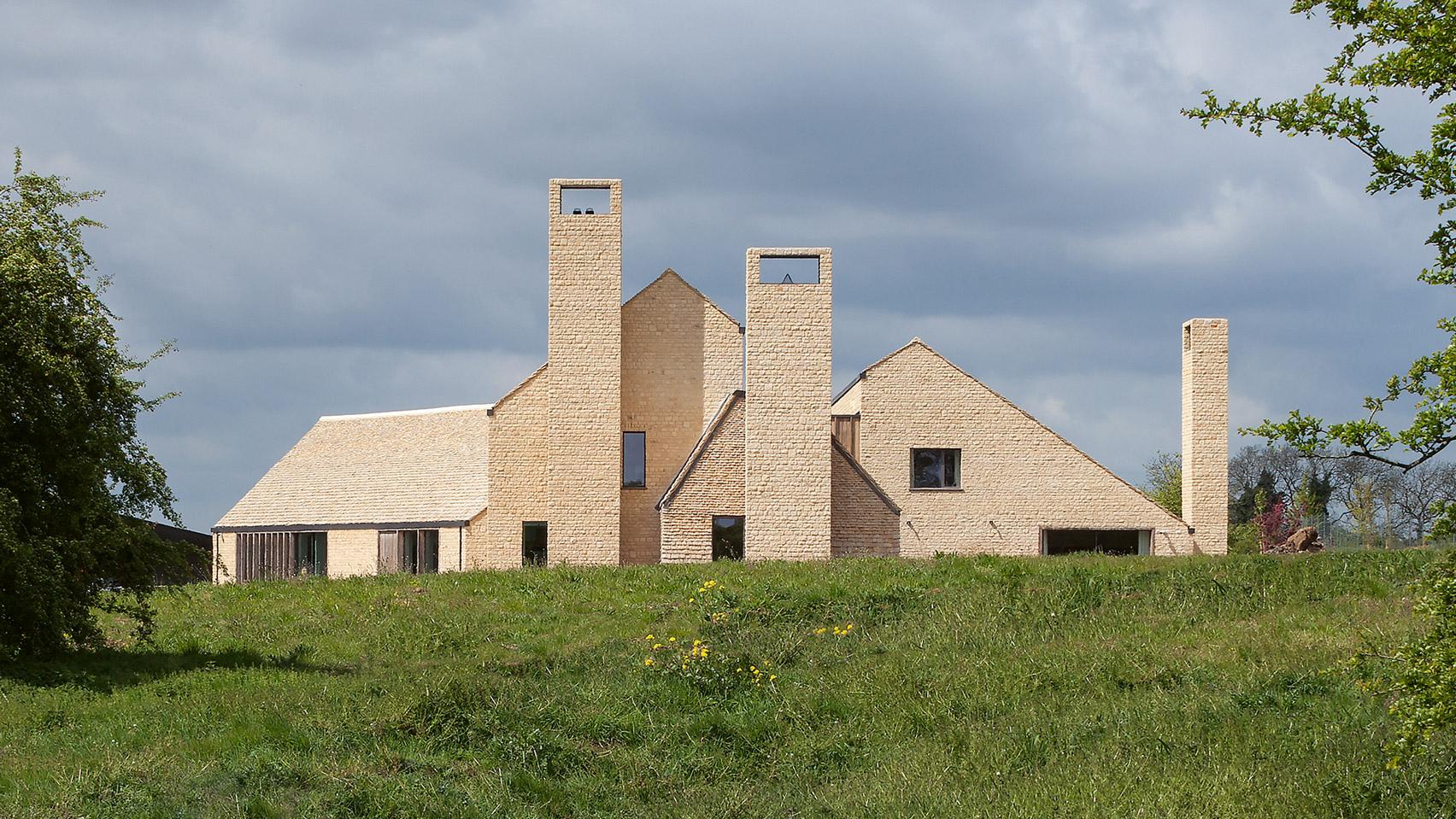 RIBA House of the Year 2019 longlist: Hannington Farm by James Gorst