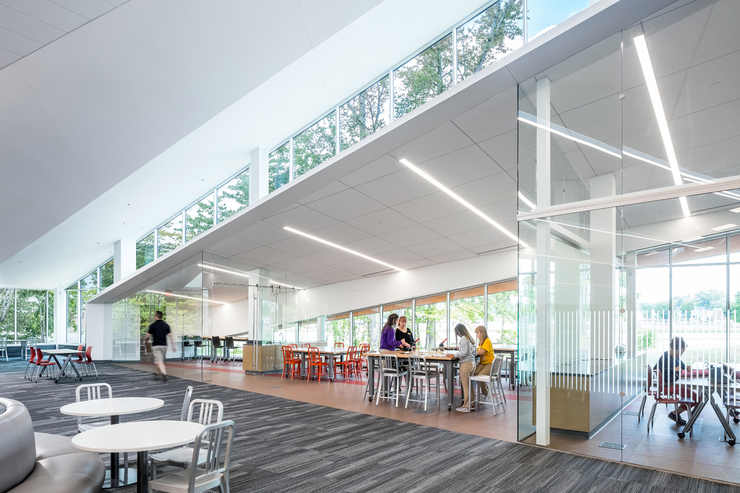 Louisville Free Public Library by MSR Design and JRA Architects
