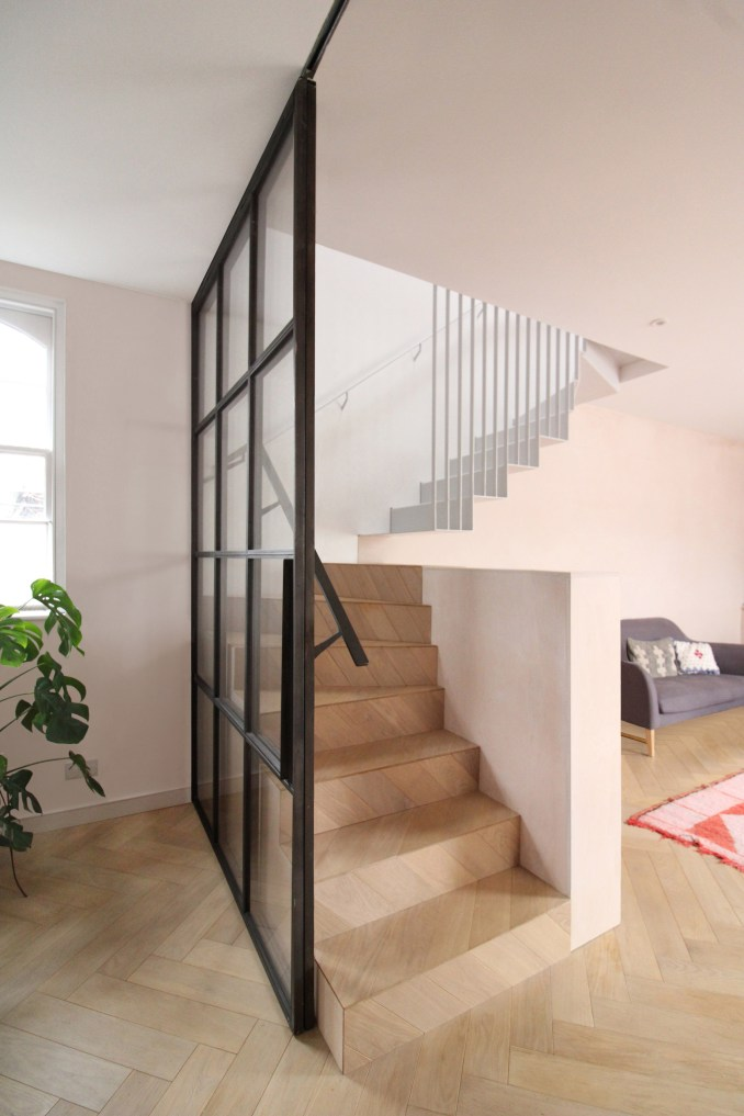 Love Walk house extension by Vine Architecture