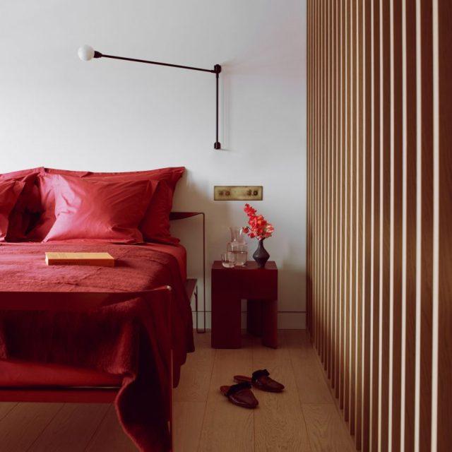 Roksanda Ilincic penthouse apartment in London's King's Cross