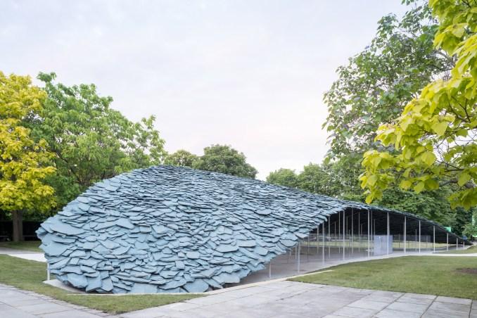 Serpentine Pavilion 2019 by Junya Ishigami