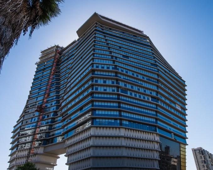ToHA Tower Ron Arad
