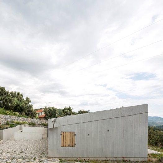 Goat House by Talin Architectural Design