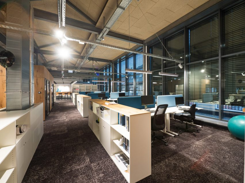 villeroy boch s factory no9 office