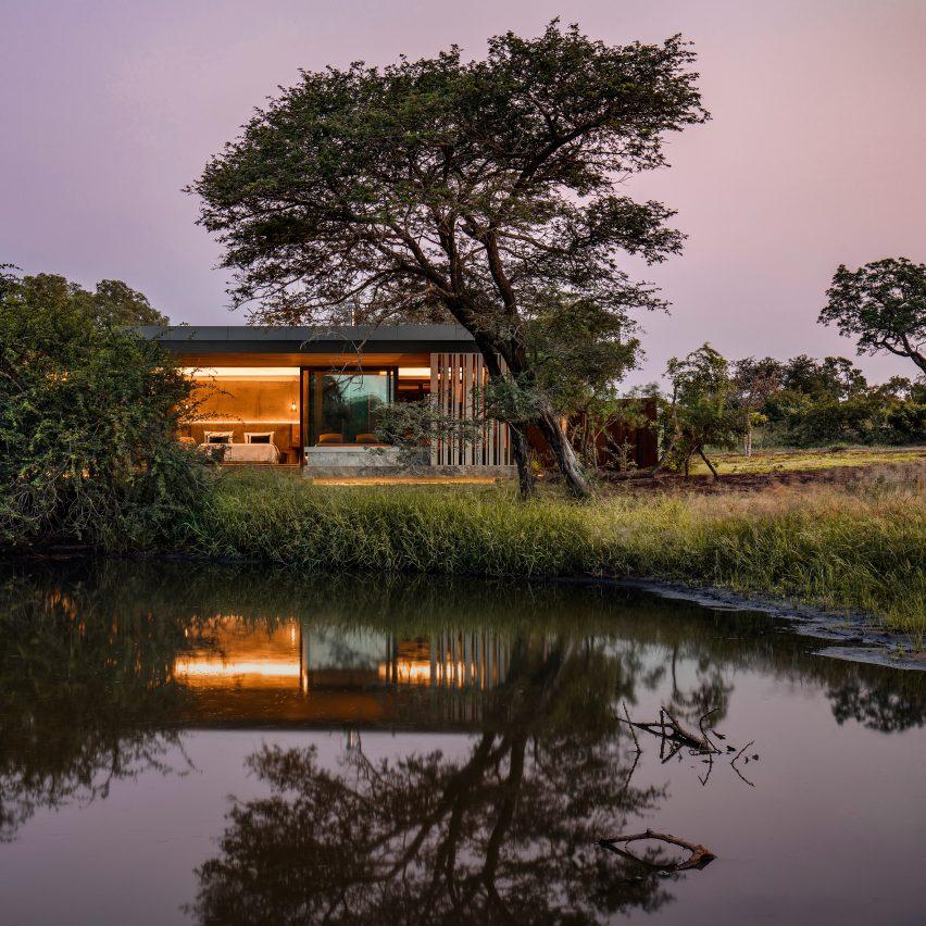 Cheetah Plains safari lodge by ARRCC
