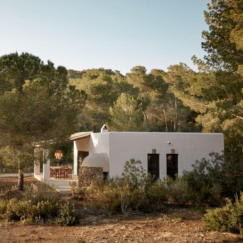 Ibiza farmhouse hotels: La Granja