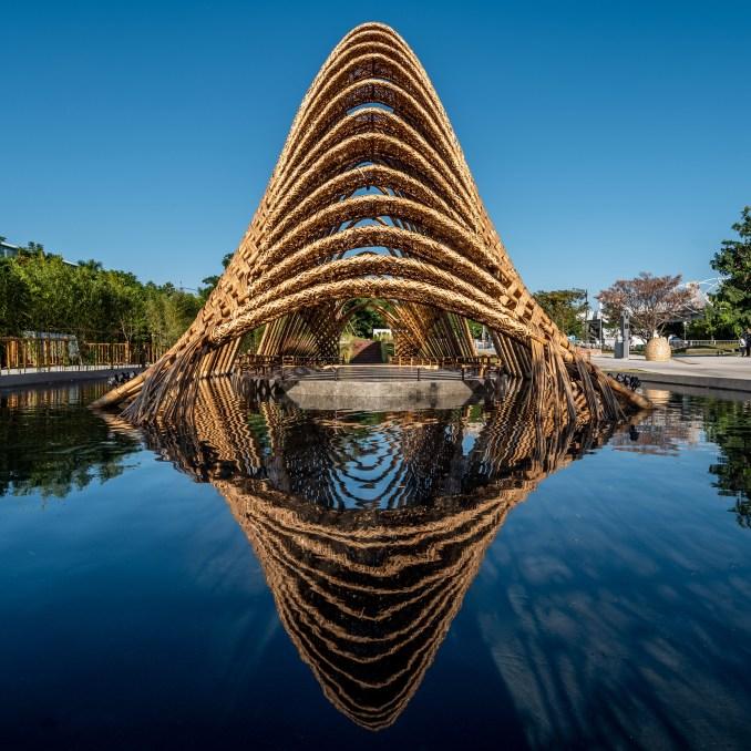 Bamboo Pavilion by Zuo Studio