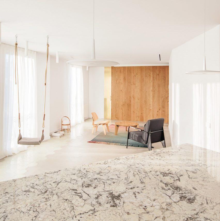 Atic Aribau by Raúl Sanchez Architects
