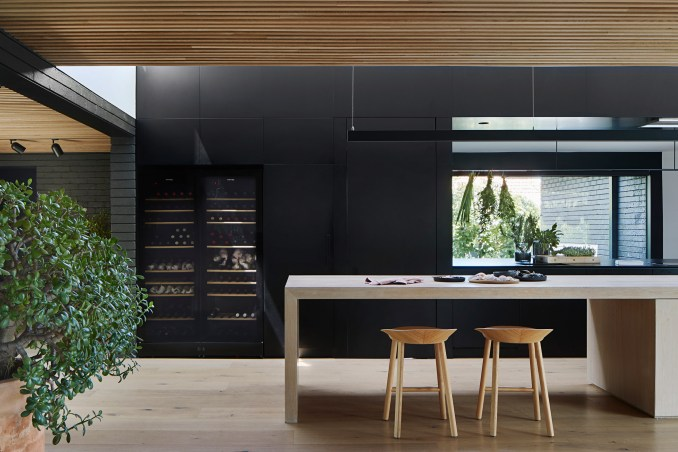 Central Park Road Residence by Studio Four