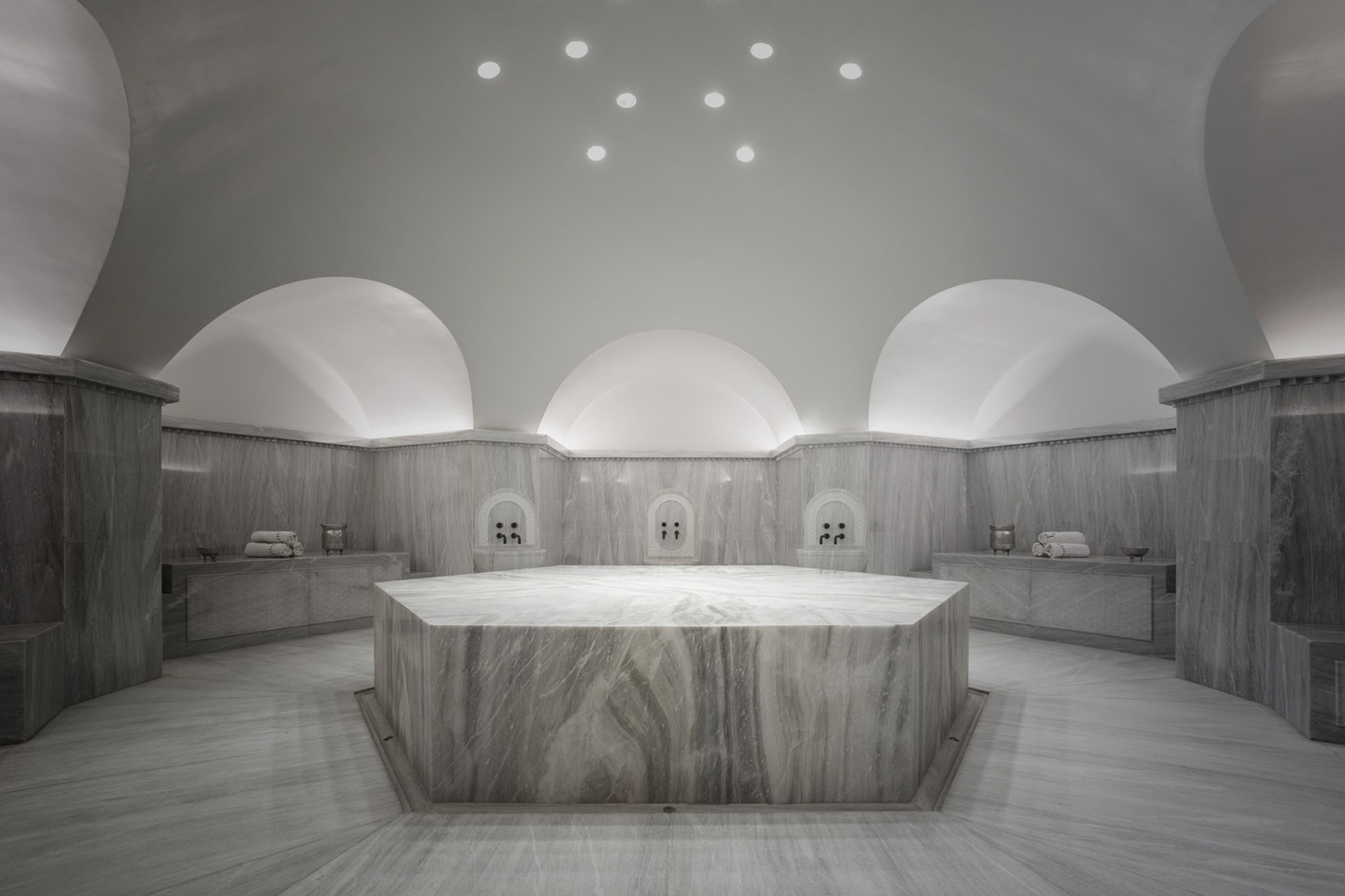 Euphoria spa in the Euphoria retreat by decaARCHITECTURE