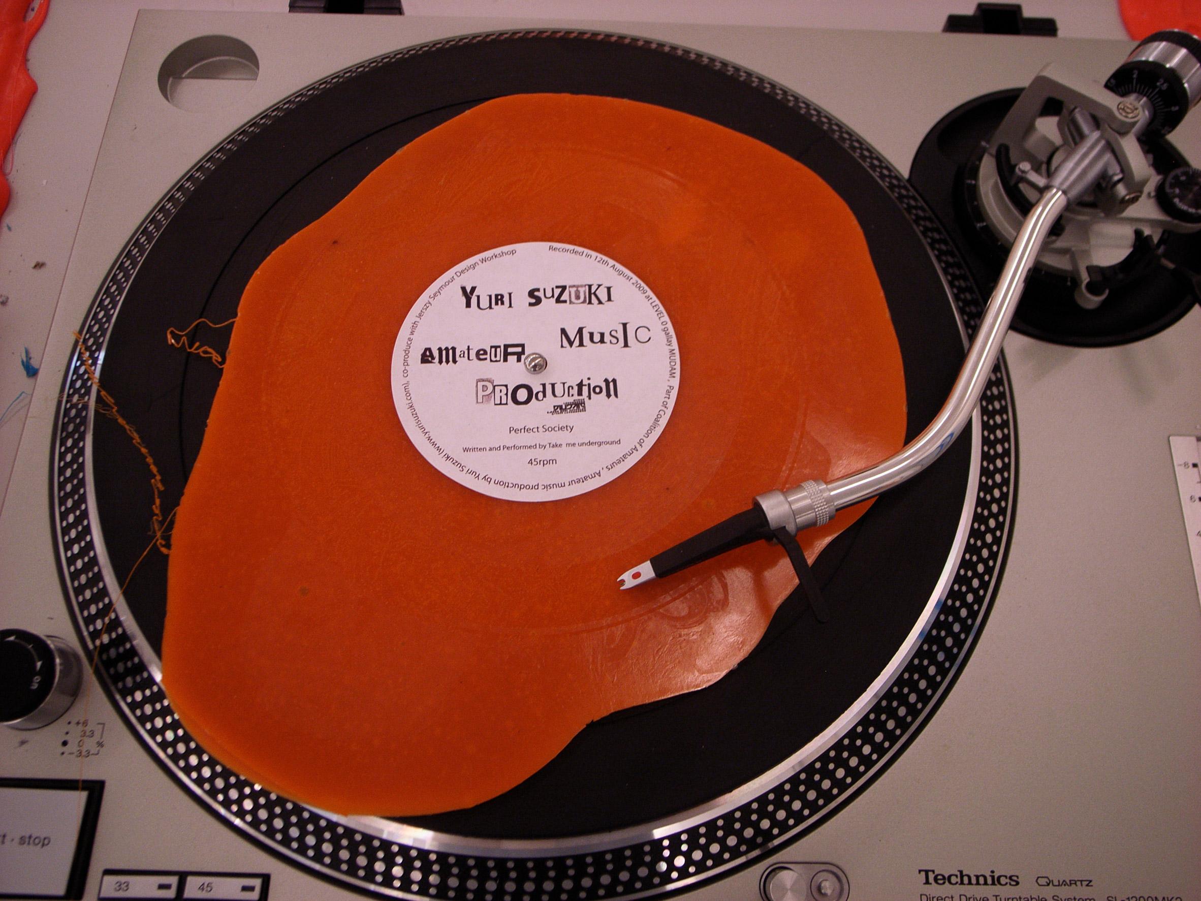 Yuri Sukuki sound design: Amateur Music Production