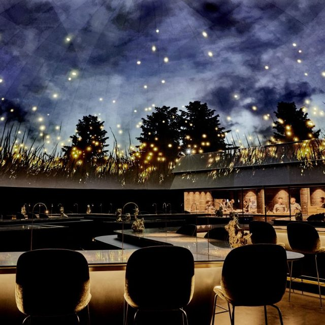 Alchemist restaurant, Copenhagen, designed by Studio Duncalf