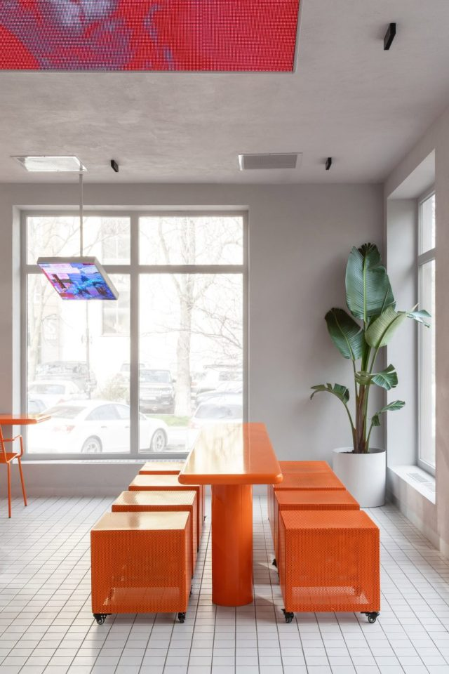 And Y Cafe by Eduard Eremchuk