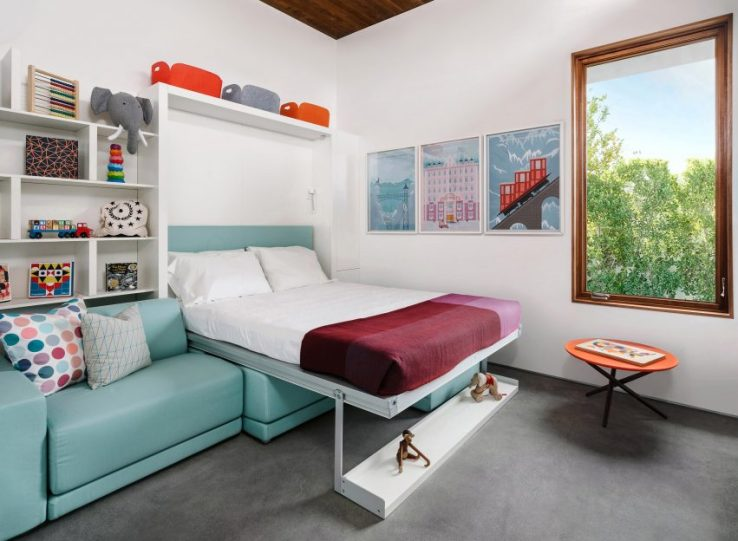Axiom Desert House par Turkel Design