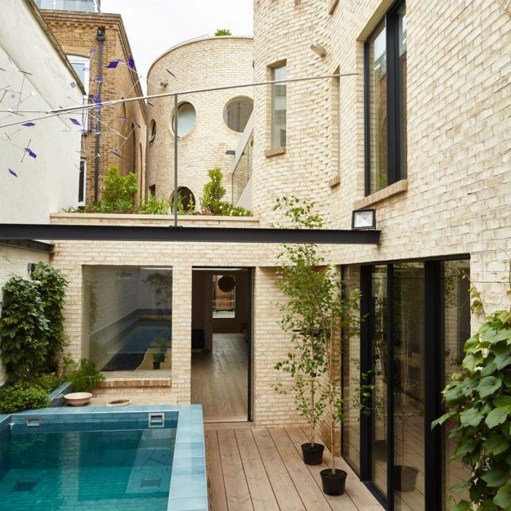Alex Michaelis house à Londres