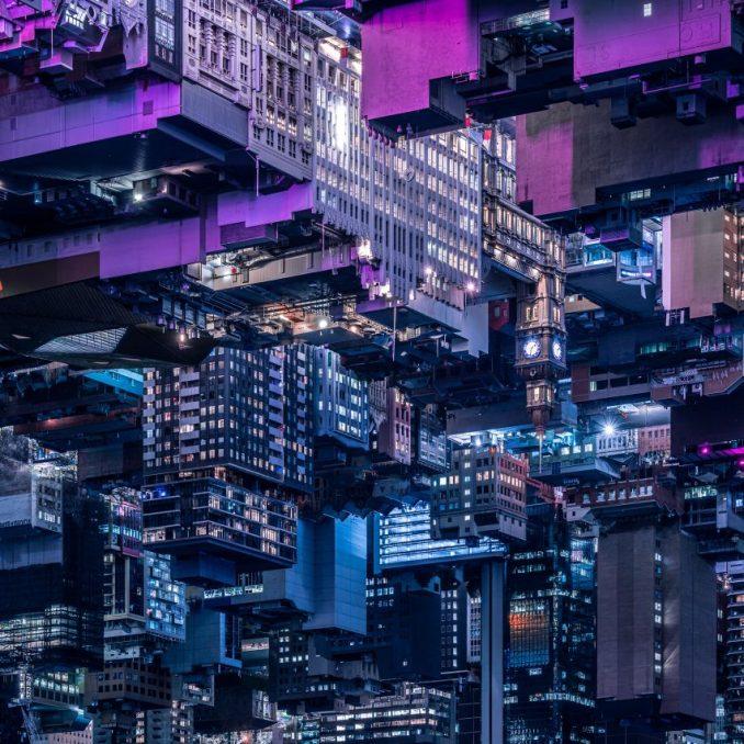 Melbourne by Tom Blachford