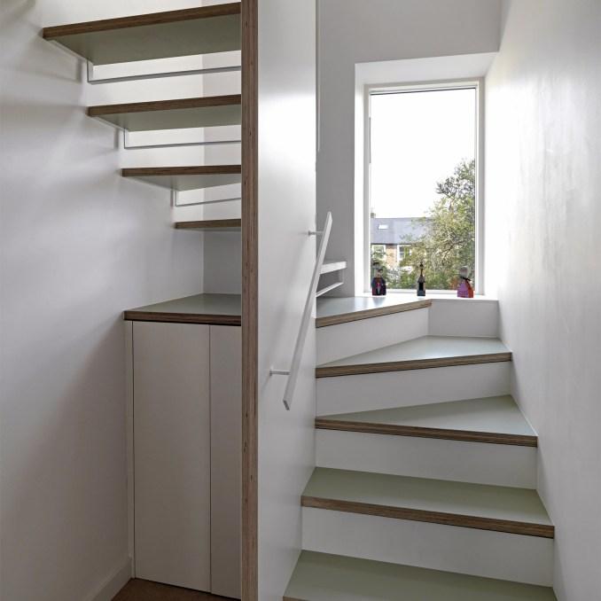 Cloak House, Greenwich, by Threefold Architects