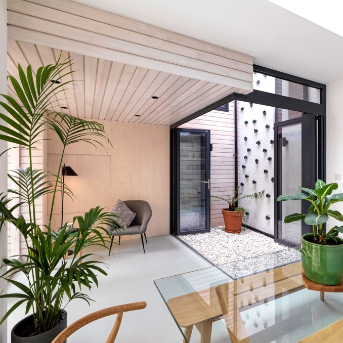 Victoria Park Road II, Hackney, by ZCD Architects